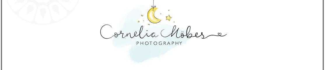 Babyfotografie / Baby Fotos von Cornelia Möbes logo